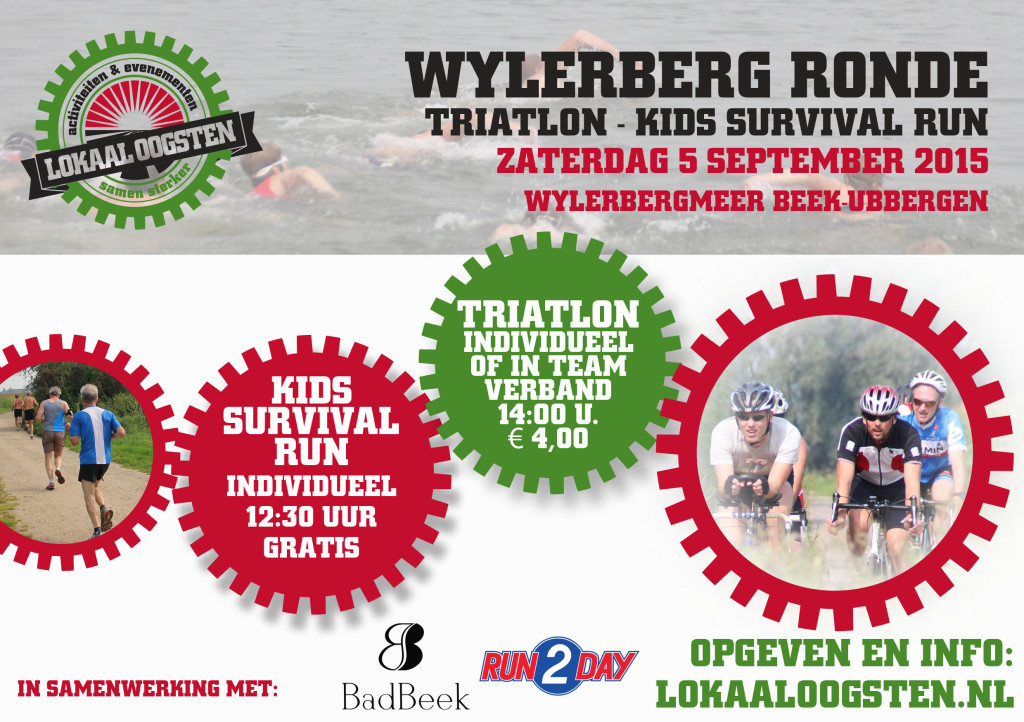 Triathlon flyer 2015