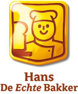 Logo Hans de echte bakker