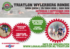 Triathlon flyer 2016